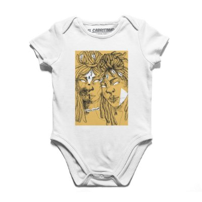 Partilha #azmina - Body Infantil