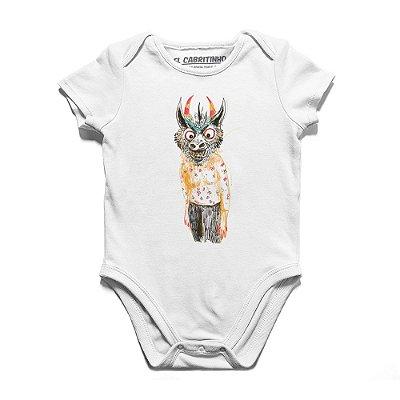 A Monstra #azmina - Body Infantil