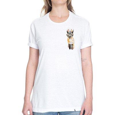 A Monstra #azmina - Camiseta Basicona Unissex