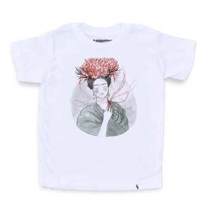 nunca pinte mis sueños - Camiseta Clássica Infantil