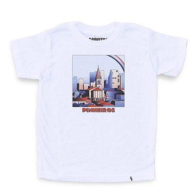 Pinheiros - Camiseta Clássica Infantil
