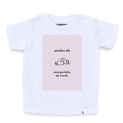Unidos da Sonequinha da Tarde - Camiseta Clássica Infantil