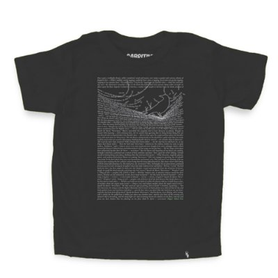 The Raven by Edgar Allan Poe - Camiseta Clássica Infantil