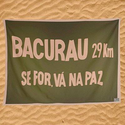 Bacurau 29km - Canga / Bandeira - Pré-venda