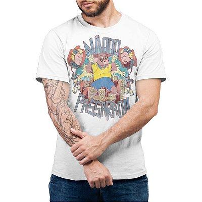 Super Galãs Feios - Camiseta Basicona Unissex