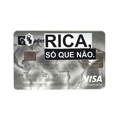 Adesivo de Cartão – Rica