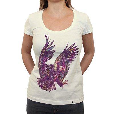 Águiona - Camiseta Clássica Feminina