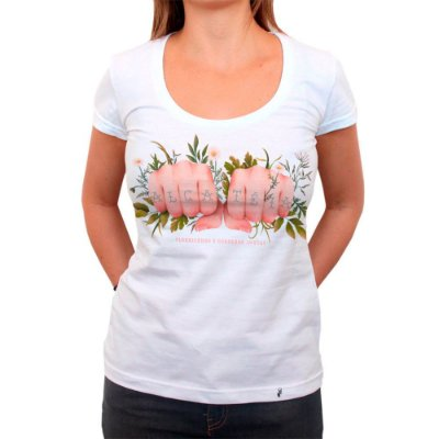 Alcatéia 1 - Camiseta Clássica Feminina