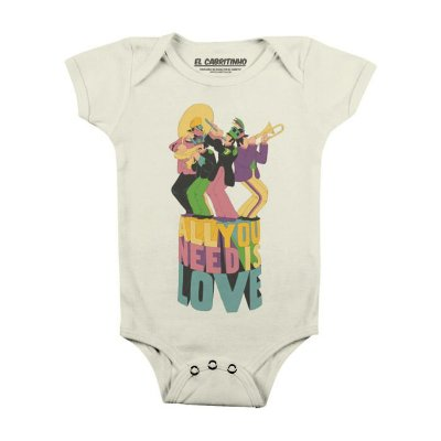 All You Need - Body Infantil