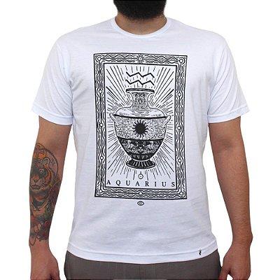 Aquarius - Camiseta Clássica Feminina