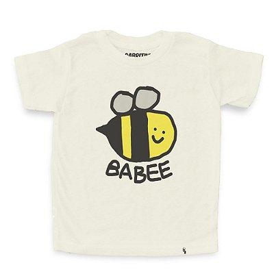 Babee - Camiseta Clássica Infantil
