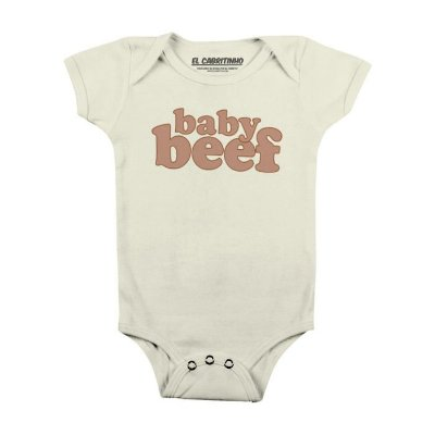 Baby Beef - Body Infantil