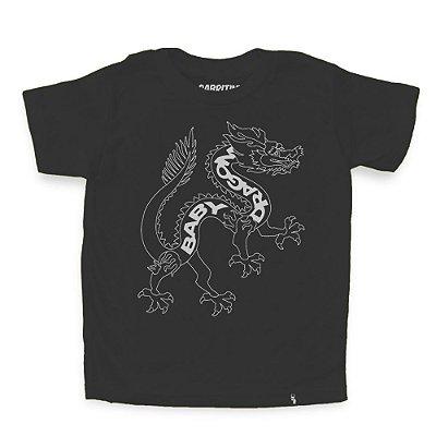 Baby Dragon - Camiseta Clássica Infantil