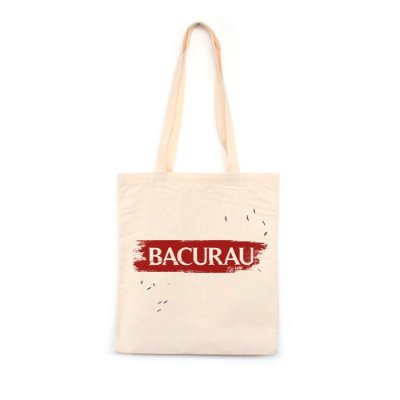 Bacurau Logo  #bacurau - Bolsa de Lona