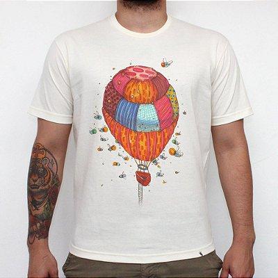 Balão - Camiseta Clássica Masculina
