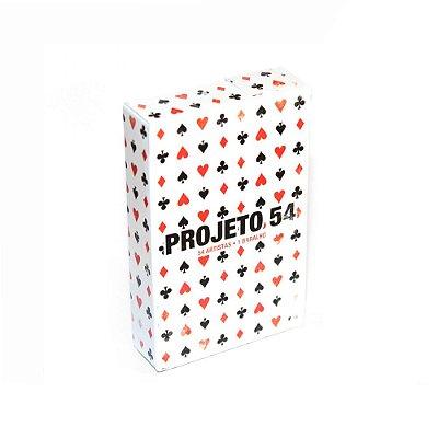 Baralho Projeto 54 - 4a Edição