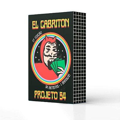 Baralho Projeto 54 – 11a Edição
