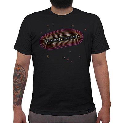Bichas Radicais - Camiseta Clássica Masculina