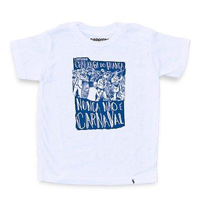 Bloco Charanga do França - 2020 - Camiseta Clássica Infantil