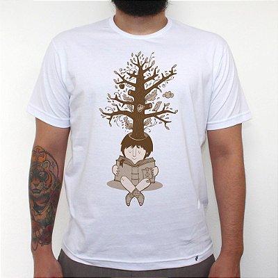 Boy Tree Dream - Camiseta Clássica Masculina