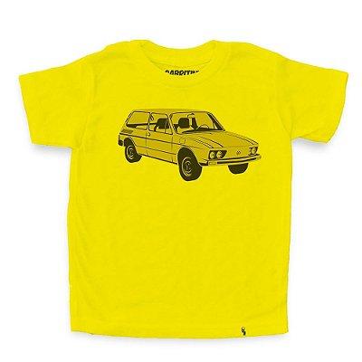 Brasília - Camiseta Clássica Infantil