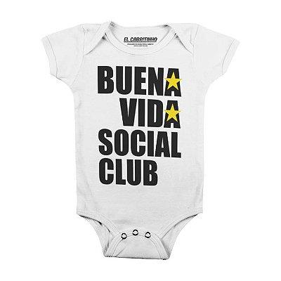 Buena Vida Social Club - Body Infantil