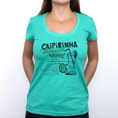 Caipirinha - Camiseta Clássica Feminina