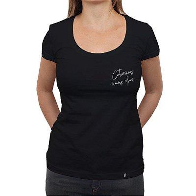 Catioríneos Mums Club - Camiseta Clássica Feminina