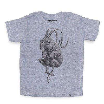 Coelho - Camiseta Clássica Infantil