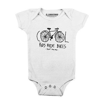 Cool Kids Ride Bikes - Body Infantil