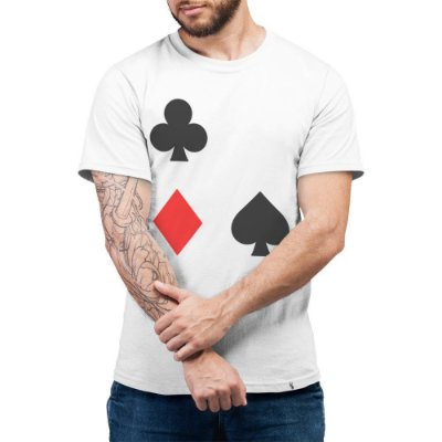 Copas - Camiseta Clássica Masculina