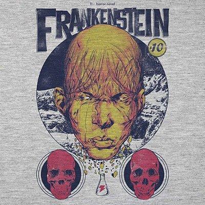 Creature Frankstein - Camiseta Clássica Masculina