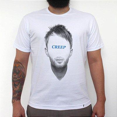 Creep - Camiseta Clássica Masculina