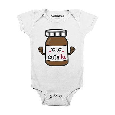 Cutella - Body Infantil