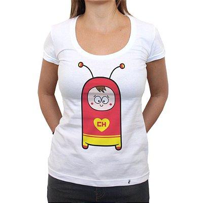 Cuti Chapolin - Camiseta Clássica Feminina