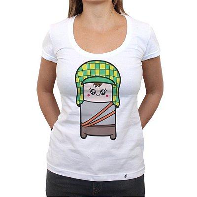 Cuti Chaves - Camiseta Clássica Feminina