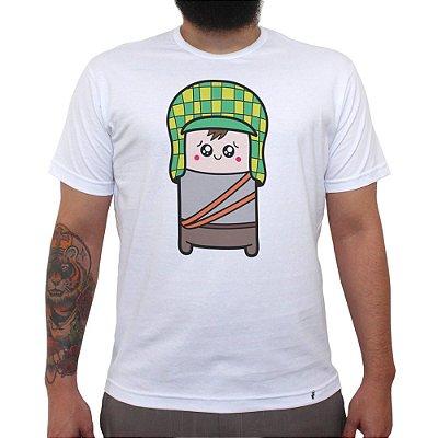 Cuti Chaves - Camiseta Clássica Masculina