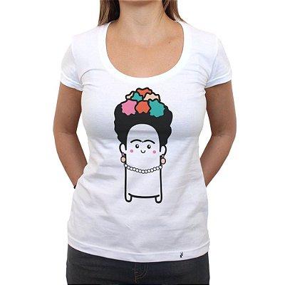 Cuti Frida - Camiseta Clássica Feminina