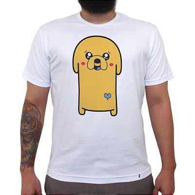 Cuti Jake - Camiseta Clássica Masculina