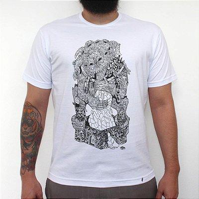 Devorador - Camiseta Clássica Masculina