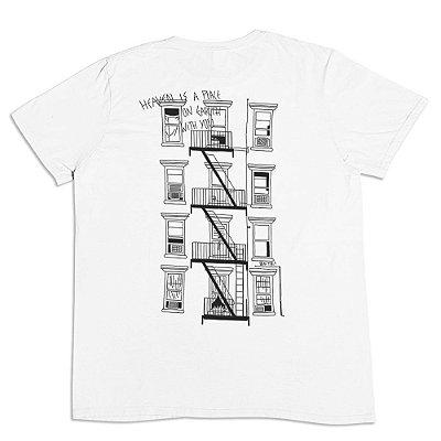Escape - Camiseta Clássica Masculina