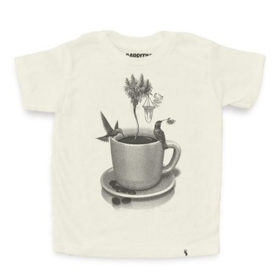 Estampa 4 - Camiseta Clássica Infantil