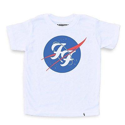 FF - Camiseta Clássica Infantil