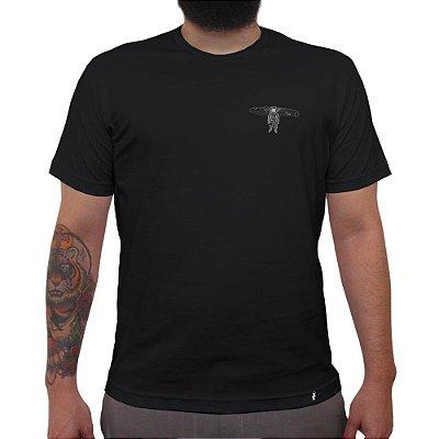 Floating - Camiseta Clássica Masculina