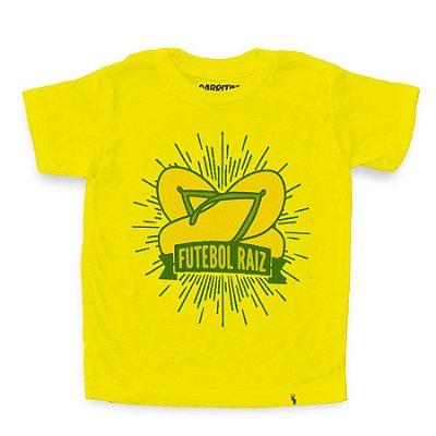 Futebol Raiz - Camiseta Clássica Infantil