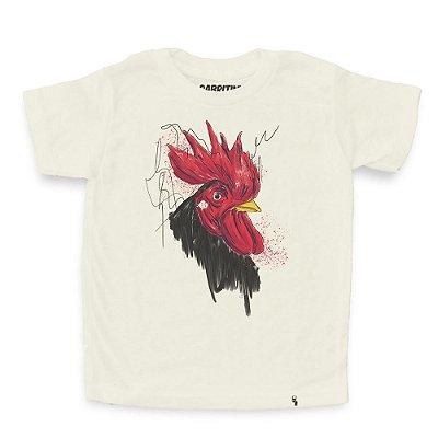 Galo - Camiseta Clássica Infantil