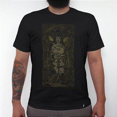Garden - Camiseta Clássica Masculina