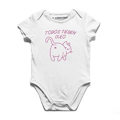 Gatíneos Tienen Culo - Body Infantil