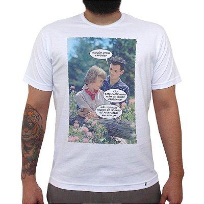 Godard - Camiseta Clássica Masculina