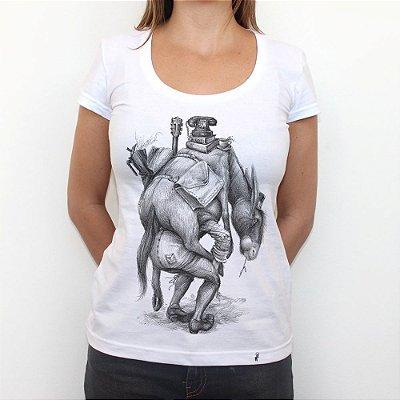 Goya - Camiseta Clássica Feminina